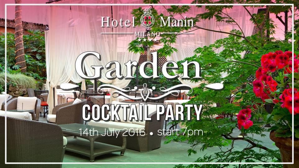 garden hotel manin