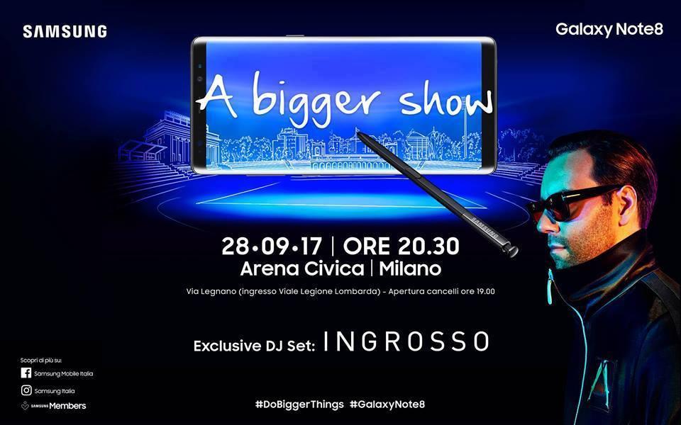 Samsung Galaxy Arena Civica Di Milano
